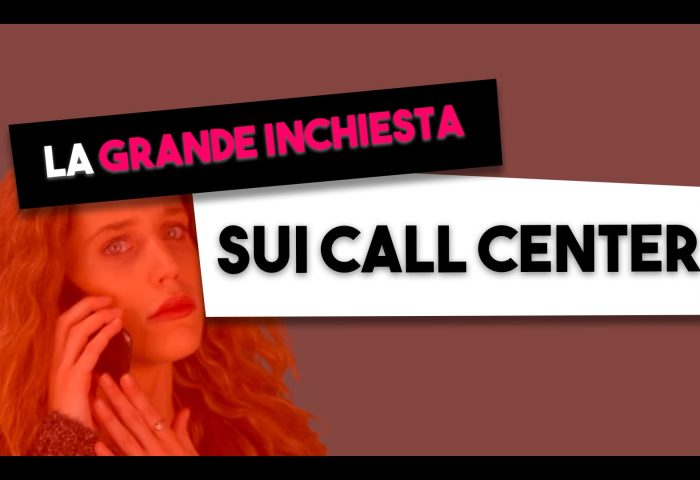 inchiesta call center